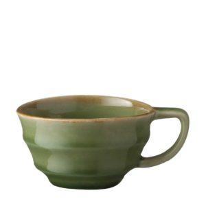 scallop tea cup
