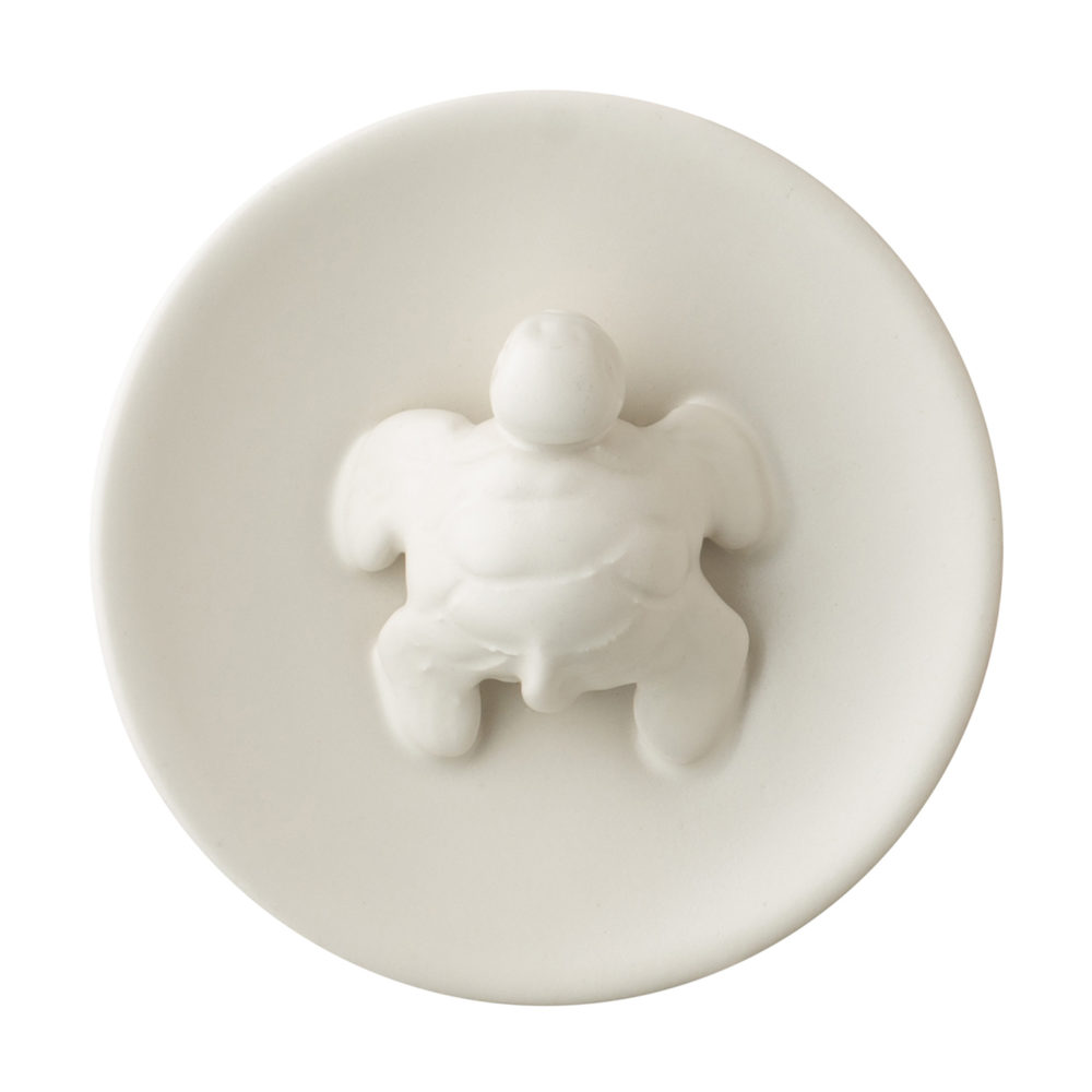 Lid For Cup With Turtle