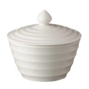 scallop soup bowl