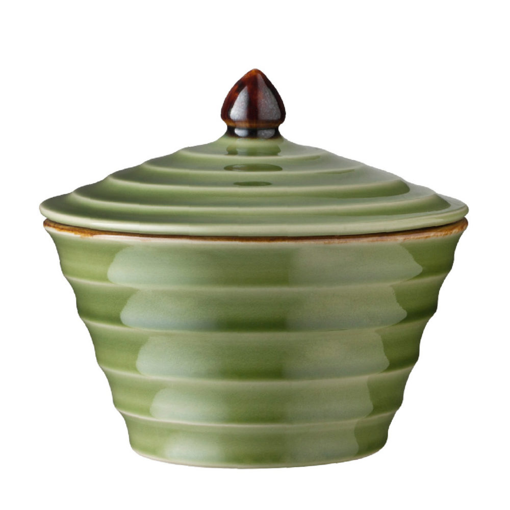 Scallop Rice Bowl With Lid