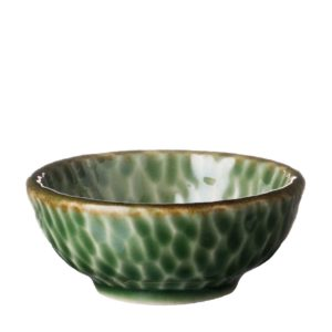 condiment dish hammered collection sauce dish