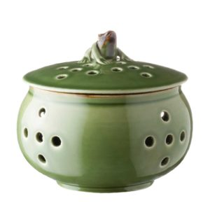 frog mosquito holder