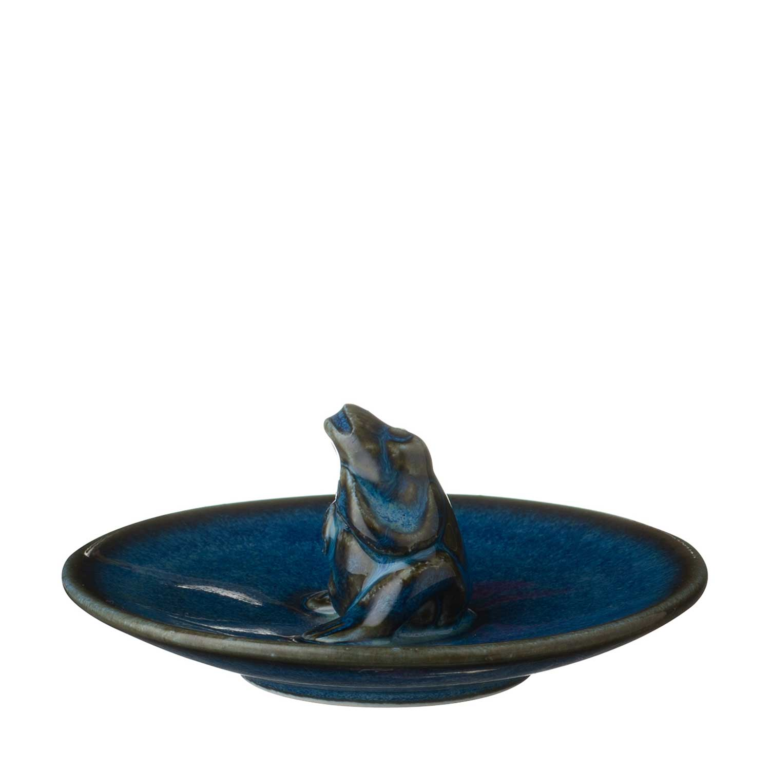 Lid For Cup With Frog