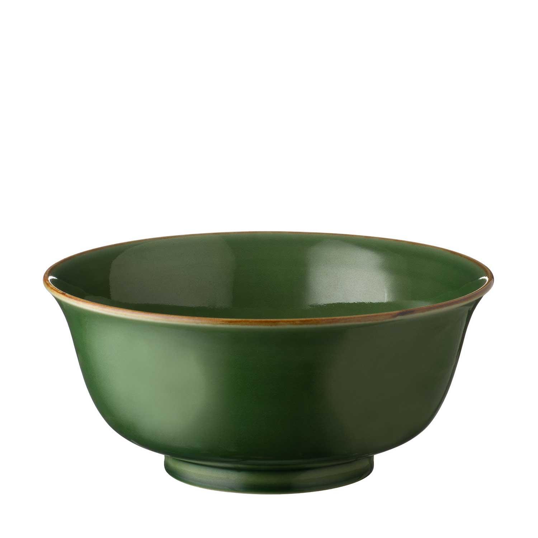 Curved Serving Bowl