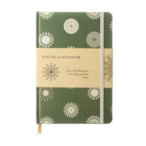 note book lontar