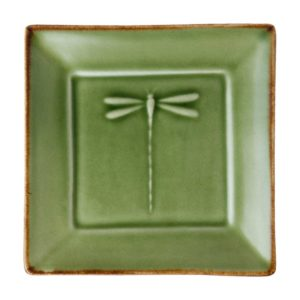 butter plate dragonfly jenggala plate