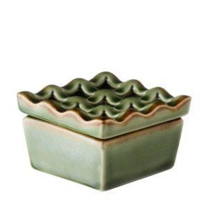 ceramic ashtray jenggala square square ashtray