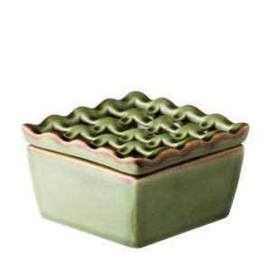 ceramic ashtray jenggala large square ashtray square