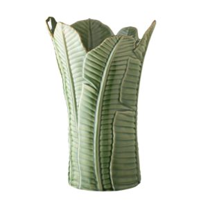 banana leaf collection jenggala vase