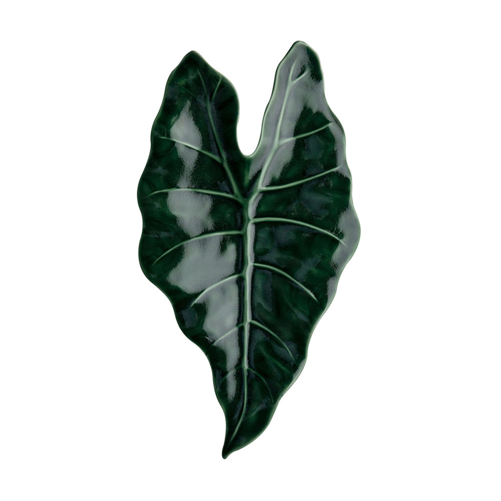 Shield Leaf Plate