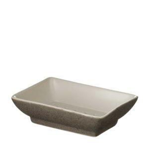 jenggala soap dish square square soap dish timberline white