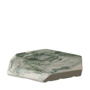 coaster hexagonal jenggala marble marble hexagonal coaster