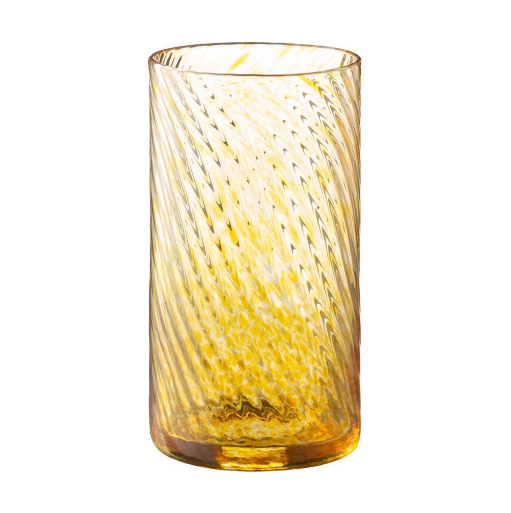 Glass Tall Spiral