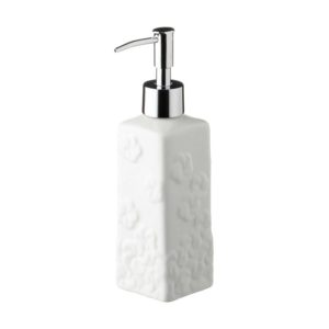 frangipani full pattern frangipani inacraft award frangipani jenggala soap dispenser square