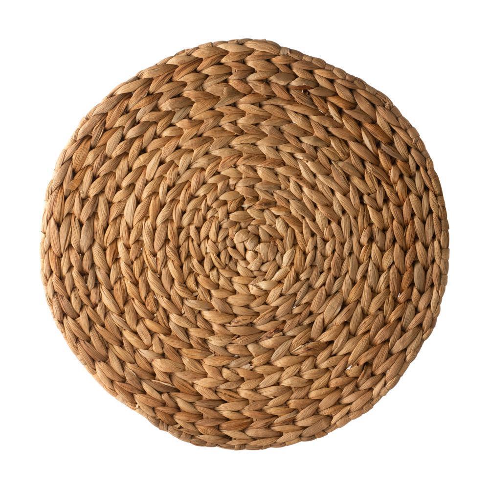 Round Placemat Eceng Gondong (D:38 CM)