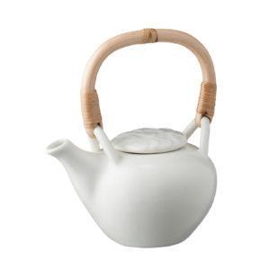 cream kahala frangipani inacraft award frangipani jenggala small teapot teapot