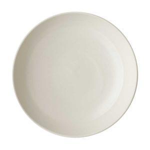 bowl classic round cream kahala jenggala pasta bowl