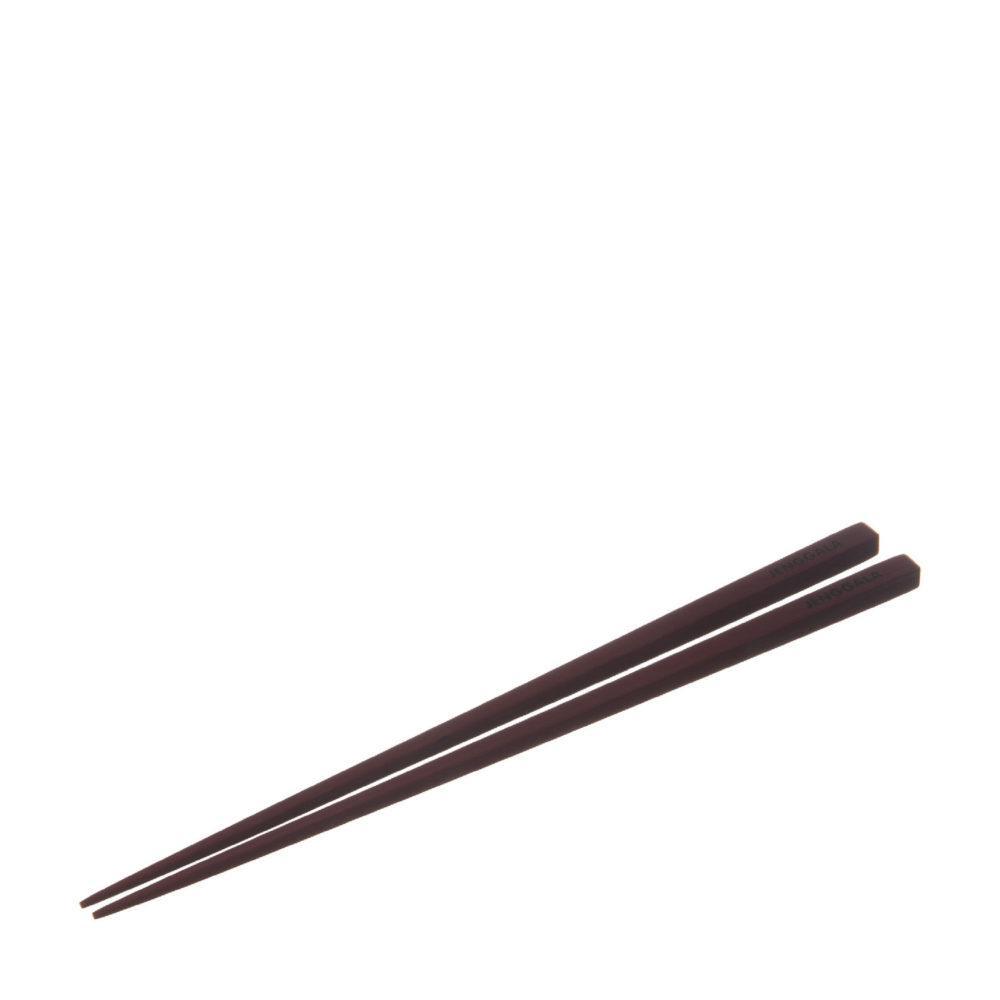 Square Chopstick Sawo (MC4-L-SW / 23.5CM)
