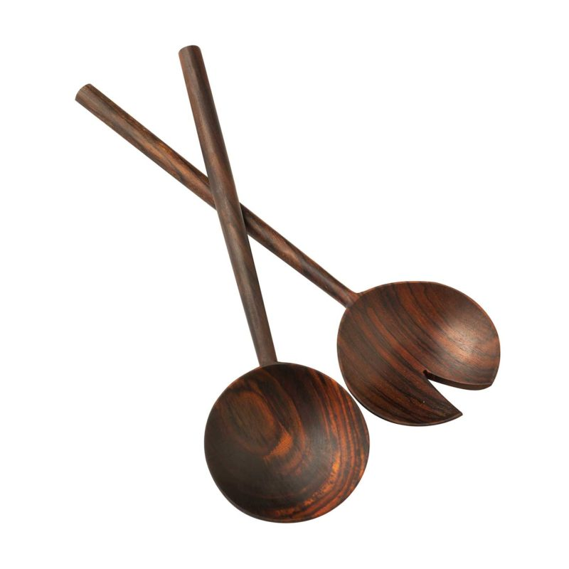 Round Spoon, Salad Server