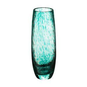 glassware spiral vase