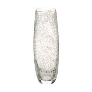 glassware jenggala spiral vase tall vase