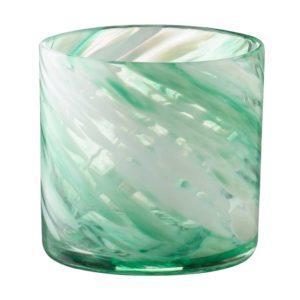 candle holder glassware jenggala