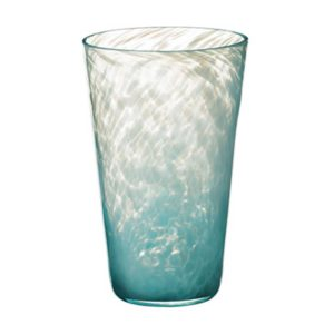 glassware jenggala tapered glass water glass