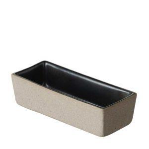 ceramic container cotton bud container holder