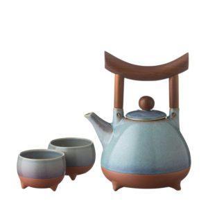 jenggala pasih tea set