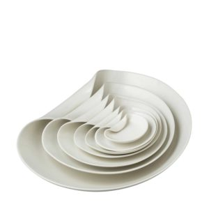 dinner set folded jenggala plates