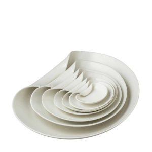 dinner set folded jenggala plates