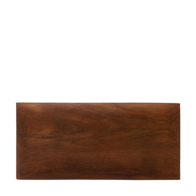 Wooden Rectangular Plate