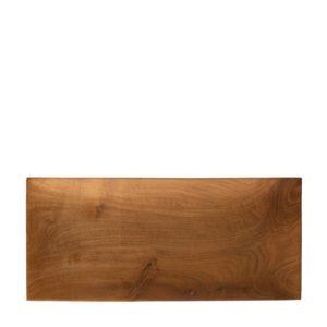 wooden wooden plate