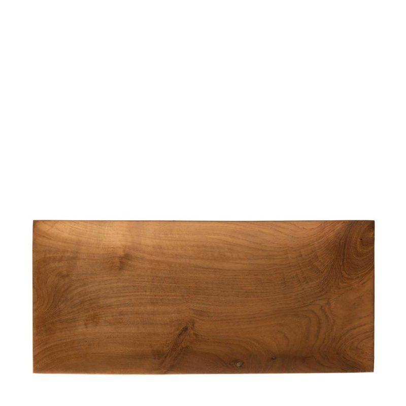 Wooden Rectangular Plate