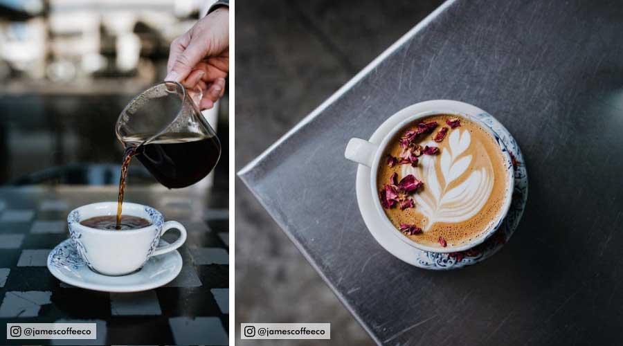 JAMES COFFEE CO 1