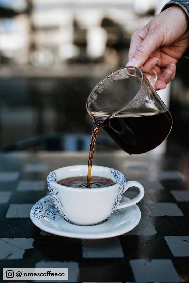 JAMES COFFEE CO  2