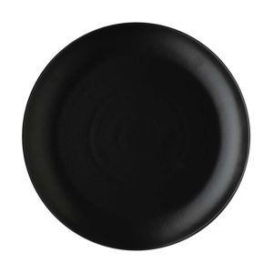 classic round dinner plate jenggala timberline night