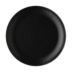 classic round dinner plate jenggala timberline night