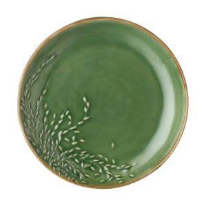 dessert plate jenggala padi collection