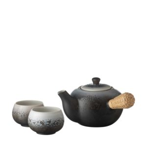 japanese set jenggala tea pot tea set