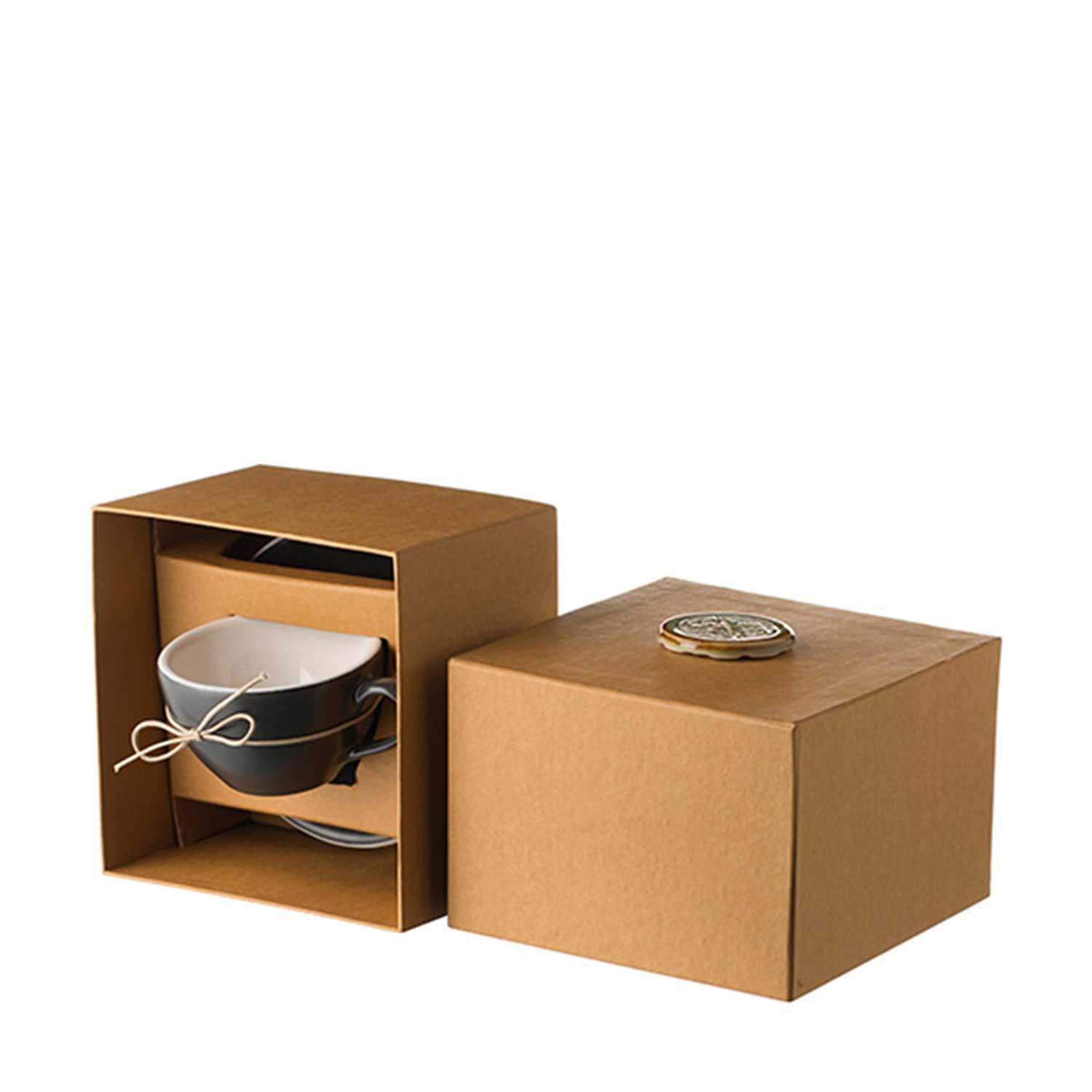 Espresso Cup and Saucer Set
