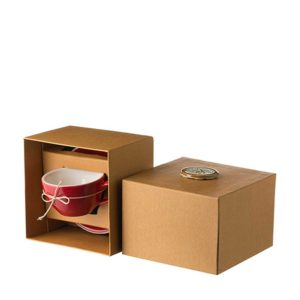 cup gift box saucer