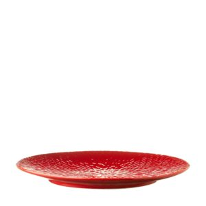 hammered collection platter
