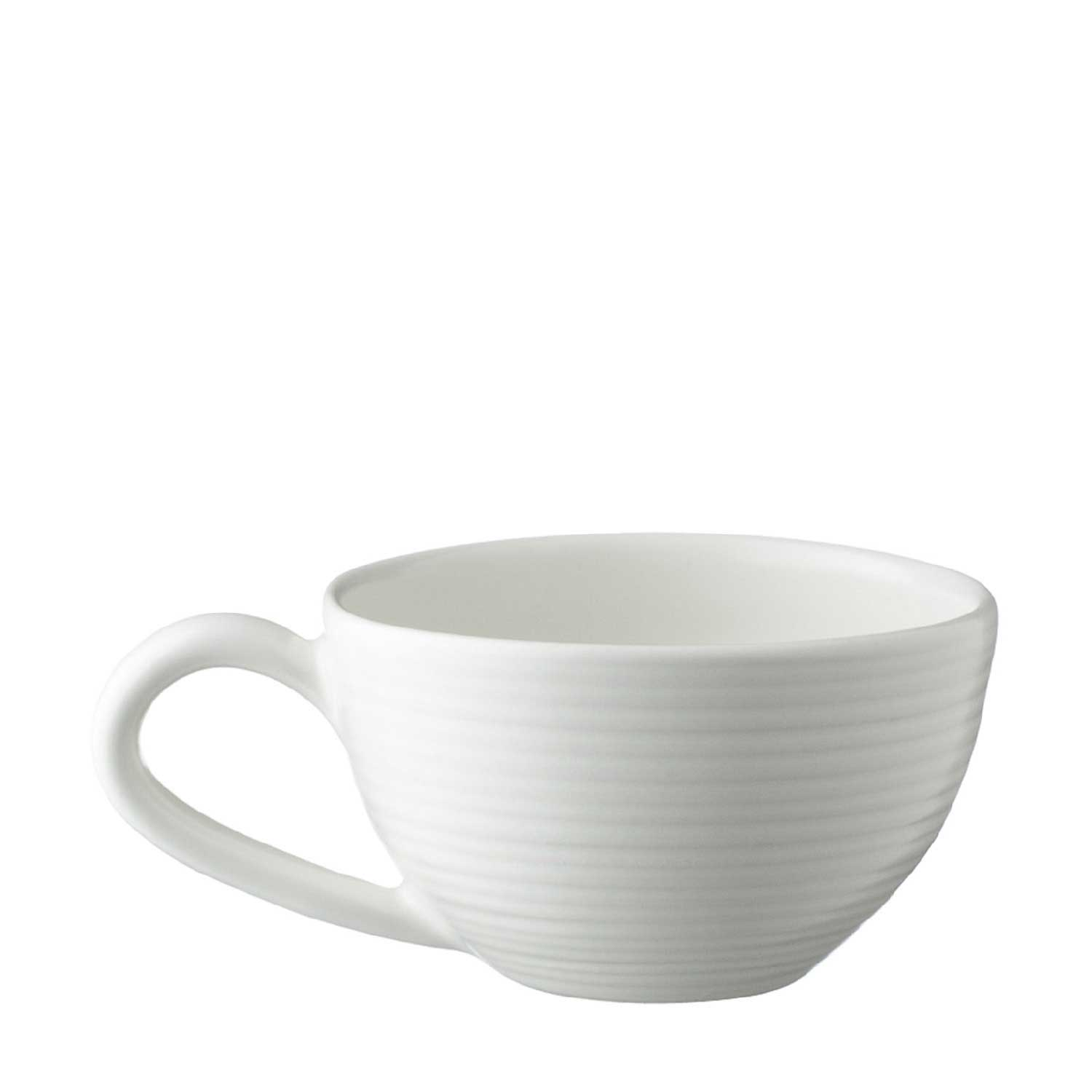 lines cappuccino cup