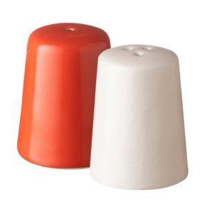 classic round salt condiment tabletop accessories