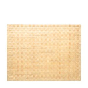 jenggala natural fiber placemat set