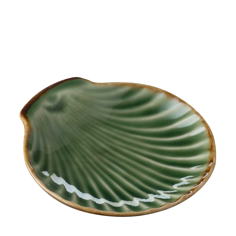 shell soap dish