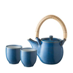 japanese tea cup jenggala artwork ceramic tea set teapot