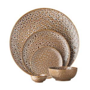bread and butter plate dessert plate dinner plate dinner set hammered collection sauce dish soup bowl