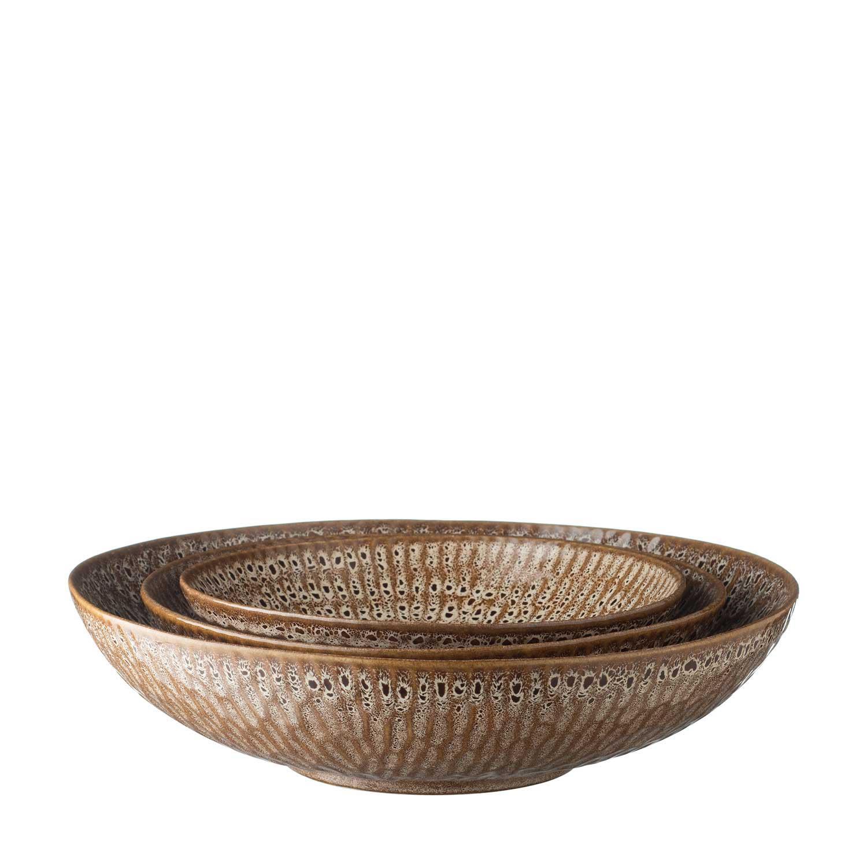 hammered bowl set